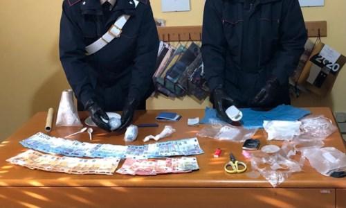 Avevano cocaina in casa, arrestata una coppia di Guardia Piemontese