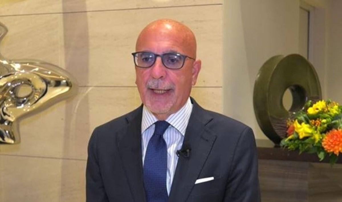 Il professore Ciro Indolfi