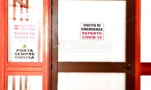 Cetraro, nel reparto Covid tre sanitari positivi: esito tamponi arrivato dopo una settimana