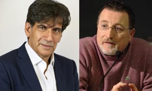 Carlo Tansi e Antonio Nicaso