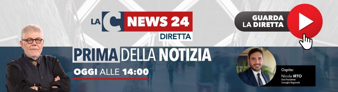Caos Calabria tra politica e sanità a Prima della notizia: SEGUI LA DIRETTA su LaC Tv