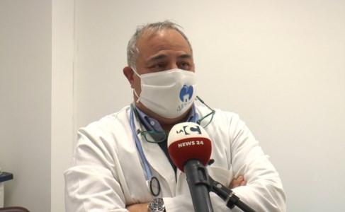 Enzo La Grotta - Responsabile Distretto Jonio Nord (Medici di medicina generale -Fimmg)