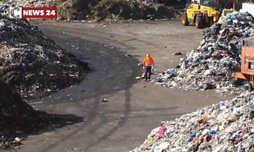 Rifiuti, emergenza senza fine: a Lamezia Terme gli scarti di Crotone e Reggio Calabria