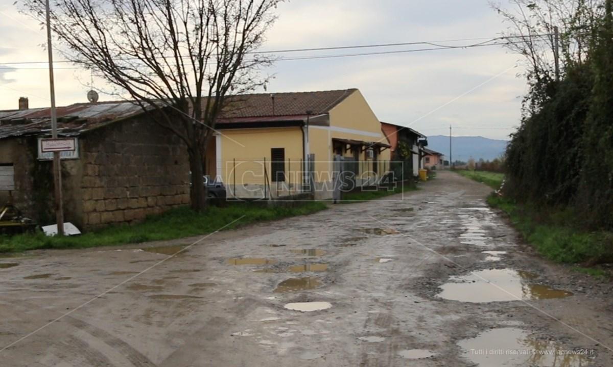 Il luogo del delitto a Cassano