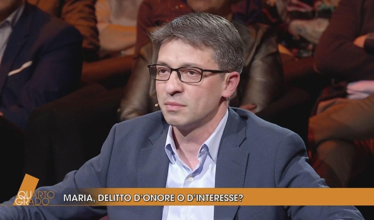 Vincenzo Chindamo, fratello di Maria