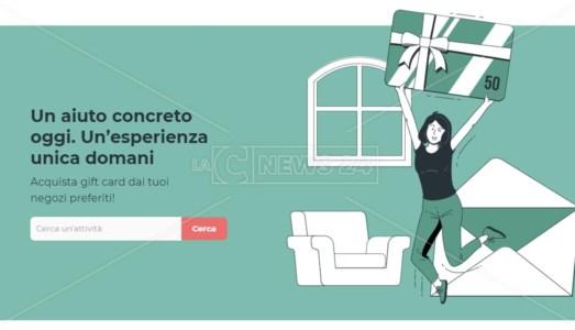 Nasce in Calabria Openup.gift: la piattaforma per acquisti online a km0
