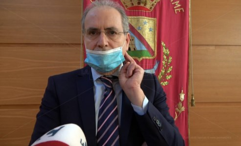 lamezia, il sindaco Mascaro