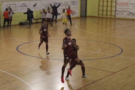 Serie A2 Futsal, nell'ottava giornata buon pari per Bovalino