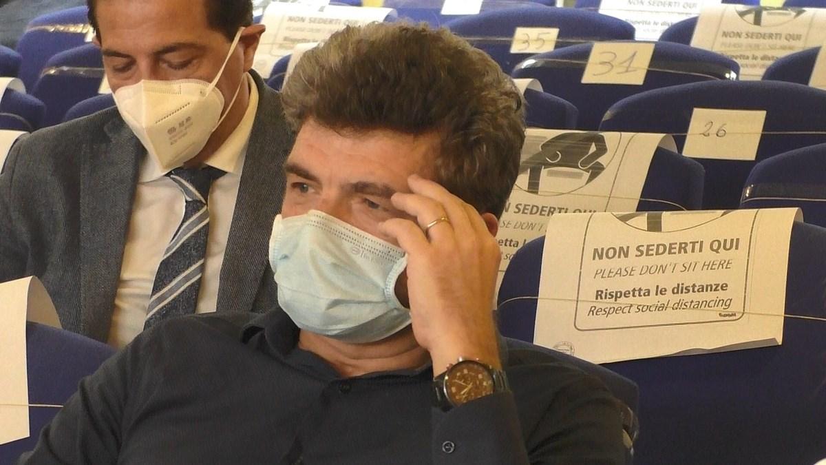 Il direttore amministrativo del policlinico, Giovanni Stroppa