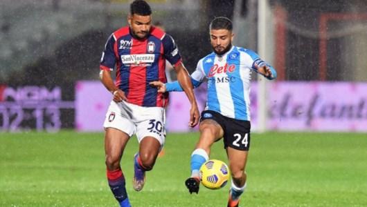 Serie A, il Crotone affonda contro il Napoli: la squadra di Gattuso vince 4-0
