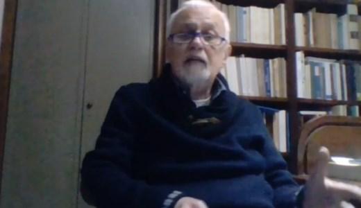 Il professor John Bassett Trumper