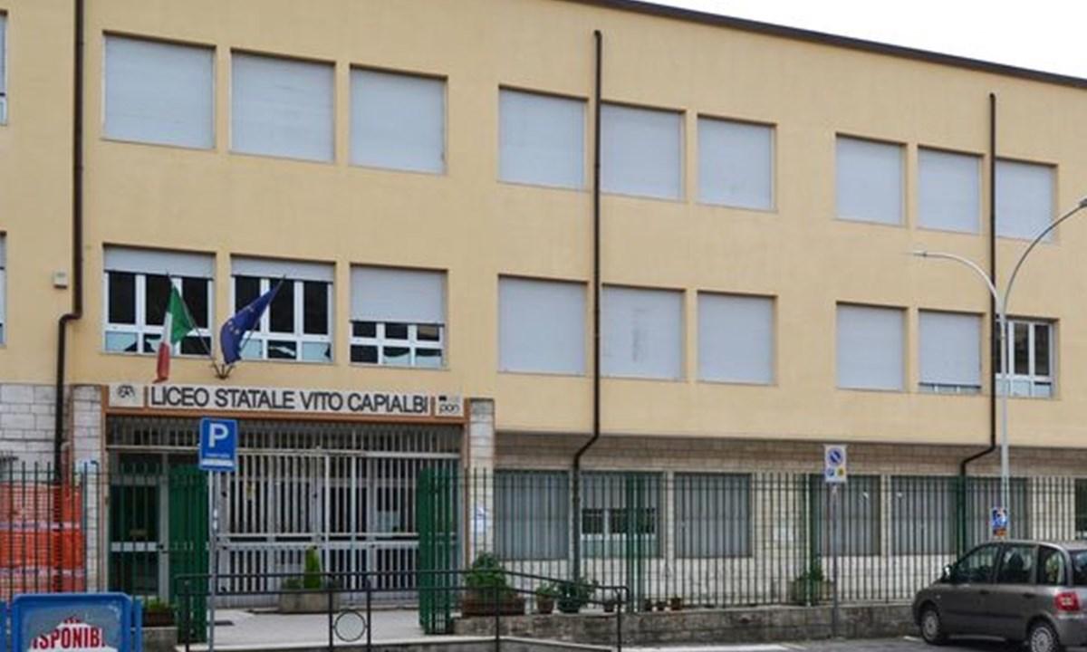 Il liceo Capialbi di Vibo Valentia