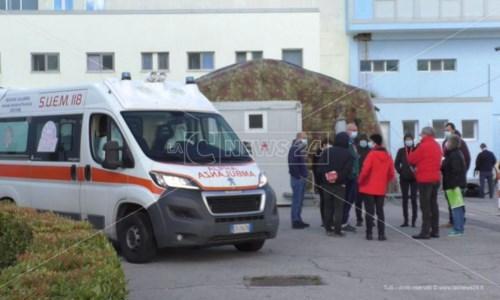 Crotone, grazie ad Emergency 31 posti letto in più nel secondo reparto Covid