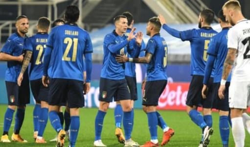Qualificazioni Mondiali Qatar 2022, l'Italia di Roberto Mancini pesca la Svizzera