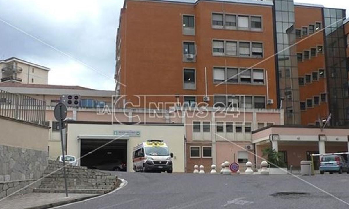 L'ospedale di Corigliano