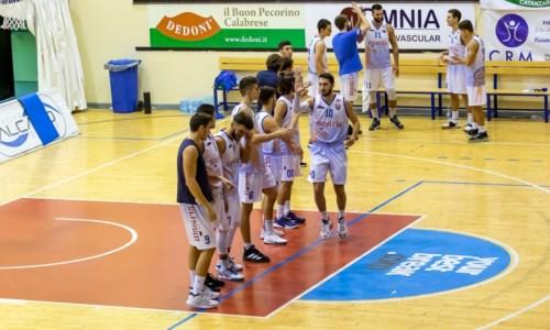 Basket Serie B, nulla da fare per la Mastria Catanzaro: seconda sconfitta consecutiva