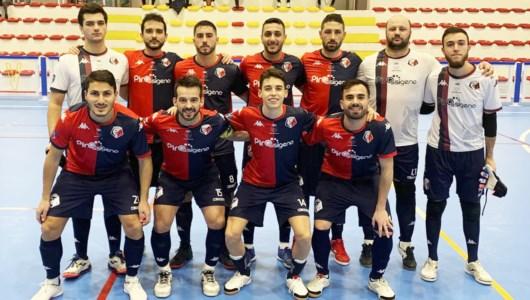 Serie A2 Futsal, il Città di Cosenza cade in casa dell'Orsa Viggiano