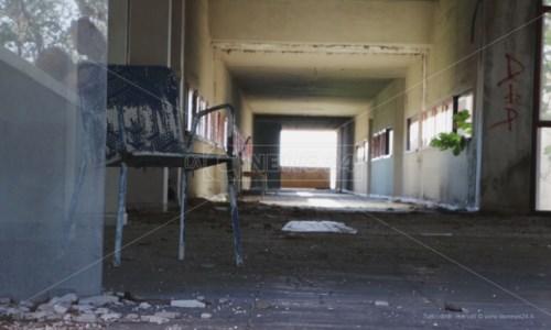 Il manicomio abbandonato di Girifalco, il più spettrale monumento allo spreco della Calabria
