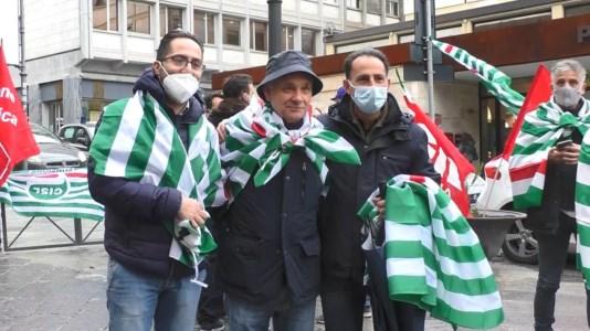 Pubblico impiego, sindacati in piazza per chiedere il rinnovo dei contratti e nuove assunzioni