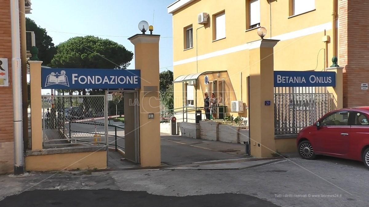 La struttura sociosanitaria Fondazione Betania