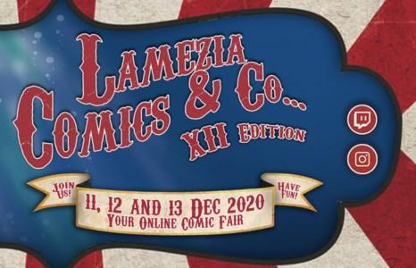 Lamezia Comics & Co, la dodicesima edizione sarà online: al via domani