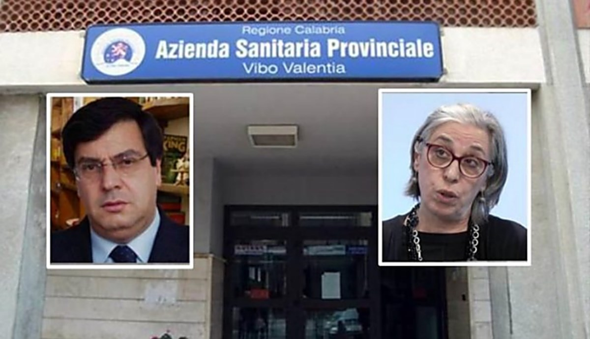 Vincenzo Damiani e Angela Caligiuri