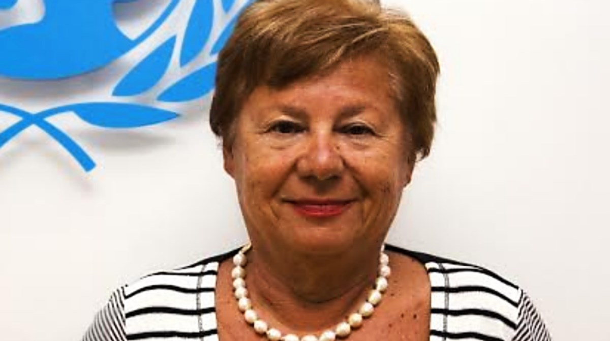 Unicef, la neo presidente Pace