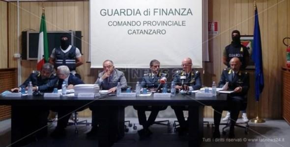 Imponimento, la Dda di Catanzaro chiude le indagini per 160 persone