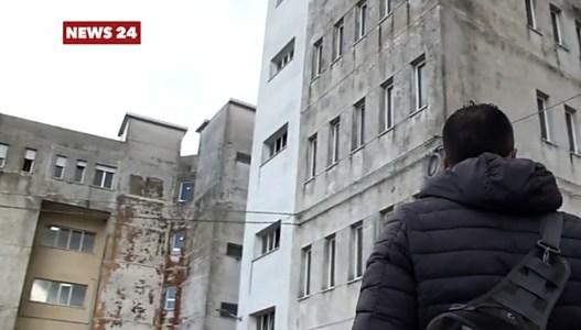 Palmi, il vecchio ospedale in ginocchio e del nuovo neppure la prima pietra: video