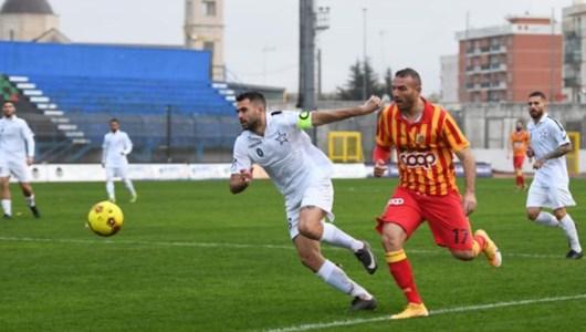 Lega Pro, le Aquile spiccano il volo: a Bisceglie il Catanzaro vince 3-1