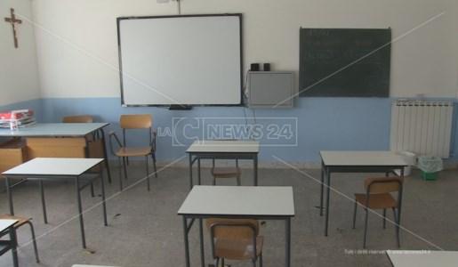 San Marco Argentano, chiuse due scuole a causa del Covid