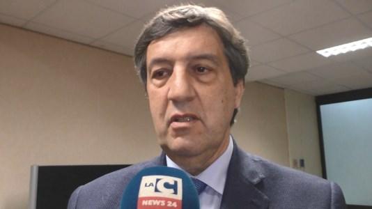 L'ex consigliere regionale Claudio Parente