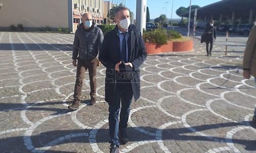 Il procuratore Camillo Falvo