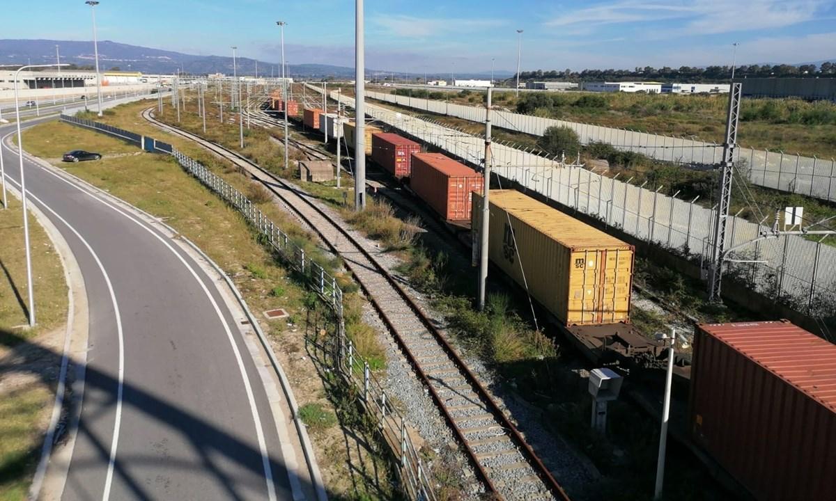 Il gateway ferroviario di Gioia Tauro