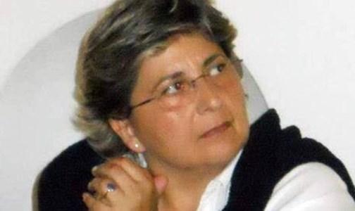 L'ex sindaca Fernanda Gigliotti