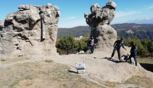 Gli elefanti di pietra di Campana e i borghi di Calabria protagonisti in tv