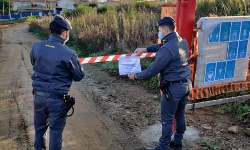 Nuovo ospedale Vibo: sequestri e 7 indagati per disastro ambientale colposo, c'è anche Pallaria