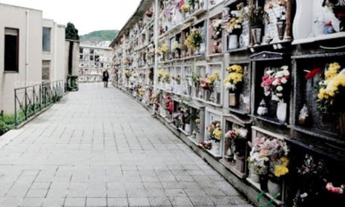 Il cimitero di Reggio Calabria