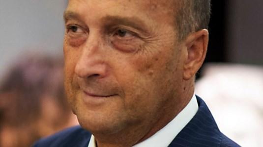 Nino Foti, già deputato