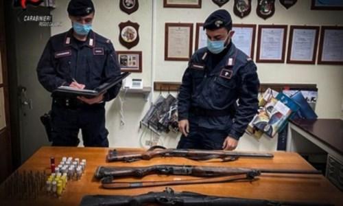 Cacciavano illegalmente nel parco d'Aspromonte: arrestate 3 persone