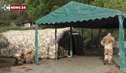 Rientri a Catanzaro: oltre cento persone sottoposte ai test anti-Covid