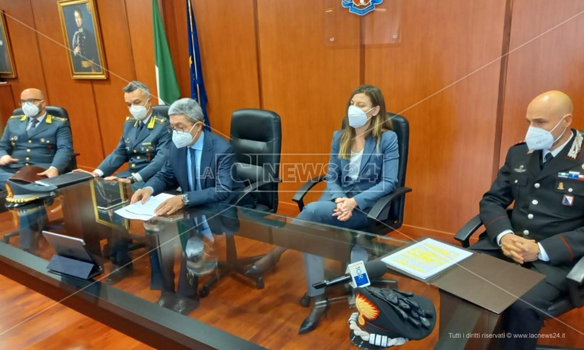 La conferenza stampa con Mario Spagnuolo