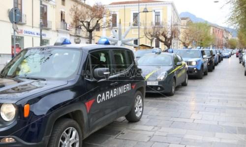'Ndrangheta, 53 arresti nel Reggino per estorsione e spaccio: colpita la cosca Pesce