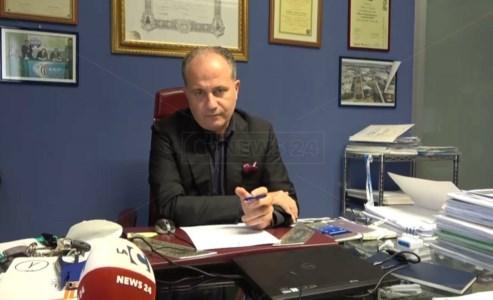 Fabrizio D'agostino, presidente Federalberghi Calabria