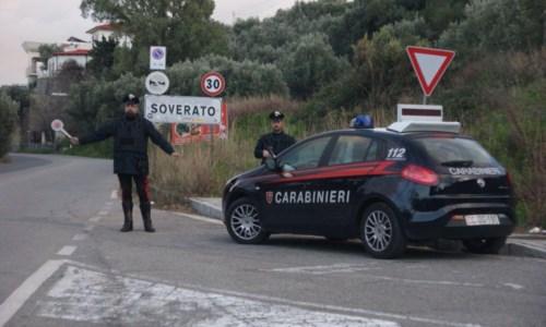 Controlli serrati nel Catanzarese: due arresti e attività commerciali sospese
