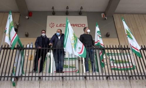 Lavoratori della Leonardo trasferiti a Catania, Fisascat Cisl: «È mobbing»