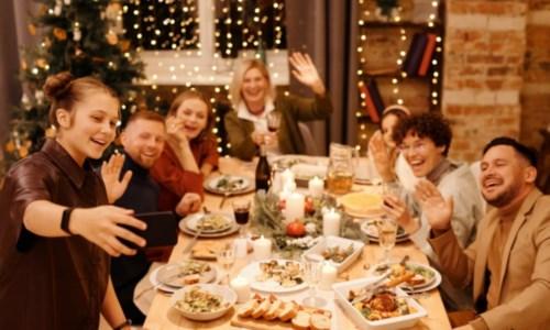 Natale in famiglia (foto da pexels)
