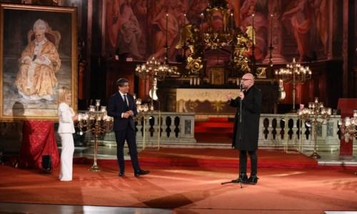 Nella memoria di Giovanni Paolo II, la sedicesima edizione in onda su Rai 1