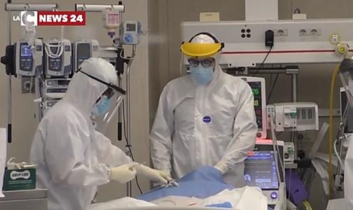 Covid, in Calabria contagi stabili: 312 casi e 4 morti nel bollettino regionale
