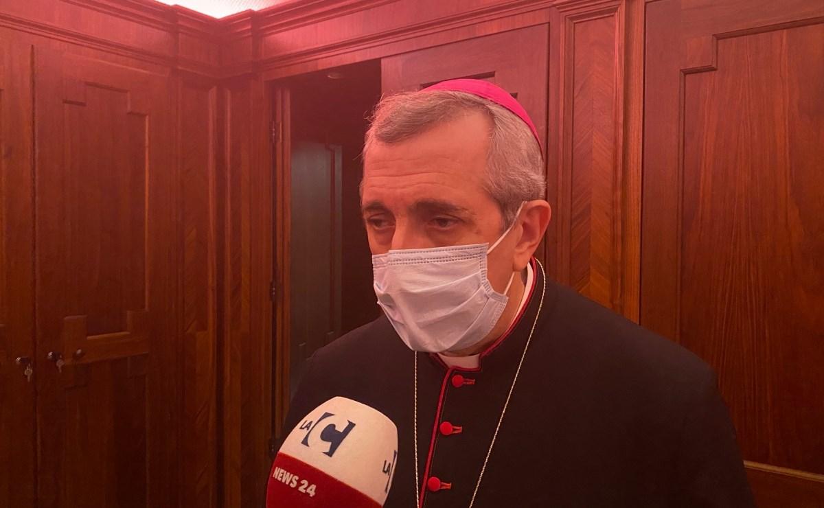 Mons.Giuseppe Satriano